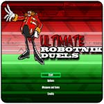 Play Ultimate Robotnik Duel Game