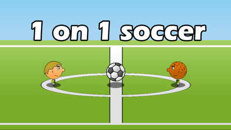 Play 1 on 1 soccer Game