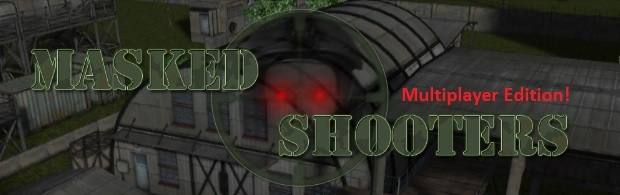 Play Masked shooter multiplayer Game