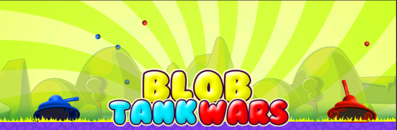 Play Blob Tank Wars Game Game