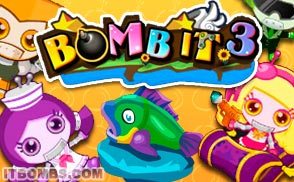 Play Bomb IT 3 Game