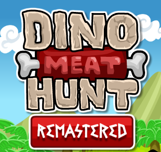 Play Dino meat hunt remastered Game
