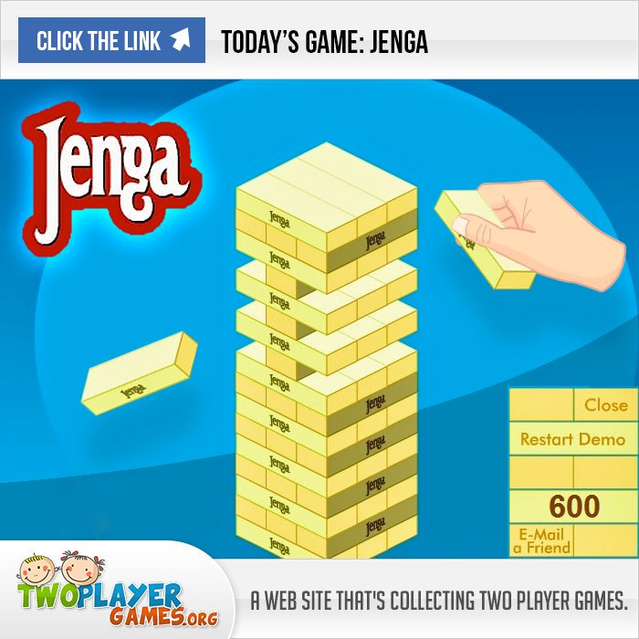 Play Jenga Game