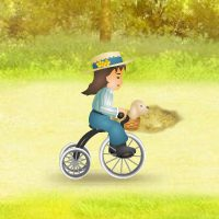 Play Freewheeling Friends Game