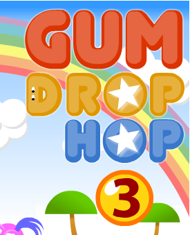 Play Gum Drop Hop 3 Game