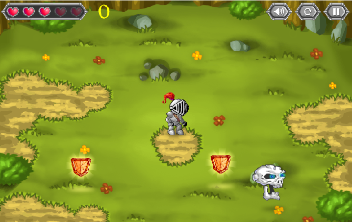 Play Shifty knight Game