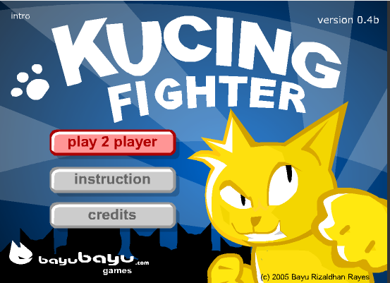 Play Kucing fighter Game