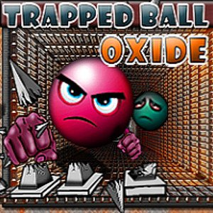 Play Trapped Ball Oxide Game