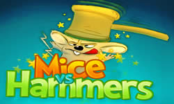Play Mice Vs Hammers Game