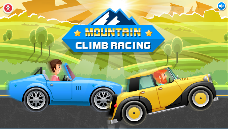 Play Mountain Climb Racing Game