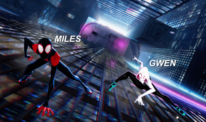 Play Spiderman Into the Spiderverse Masked Missions Game