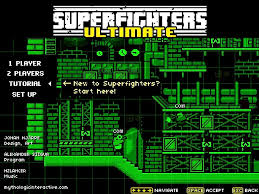 Play Super Fighters Ultimate Game