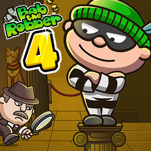 Play Bob the robber 4 Game