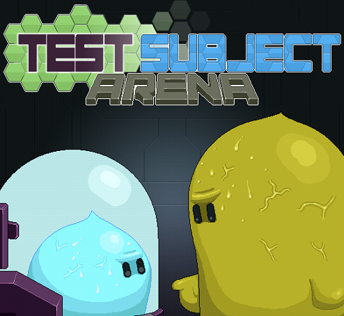 Play Test subject arena Game