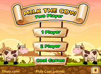Play Milk the cow Game