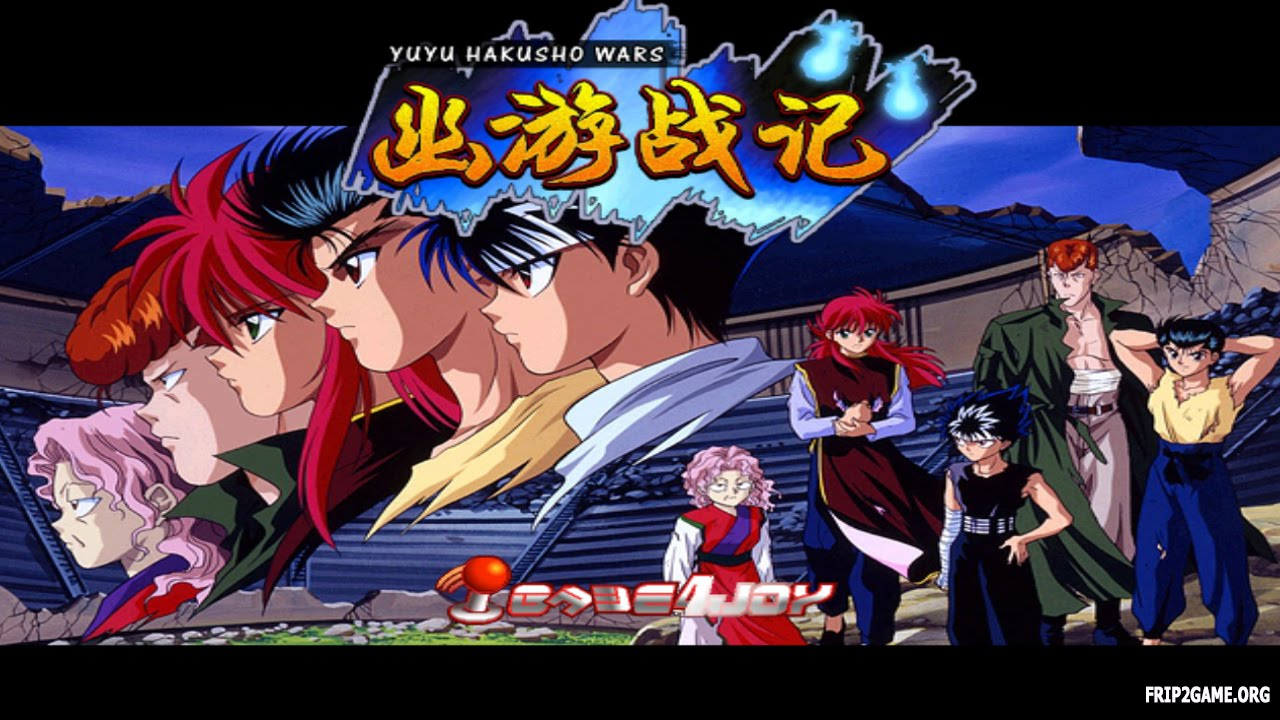 Play Yuyu Hakusho Wars Game