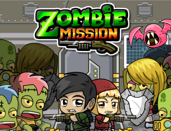 Play Zombie mission Game